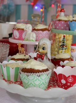 Featured Designer: The Cupcake Wrapper Co