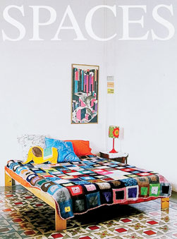 Featured book: SPACES