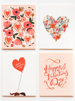 February 2011 Gift Guide: Valentines