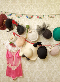 Featured Designer: Hattie Petite Handmade Hats