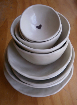 Featured Designer: Mrs Peterson Pottery