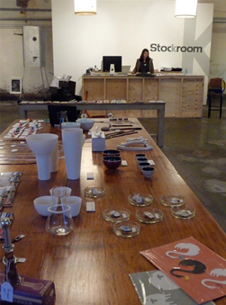 Featured Shop & Space: Stockroom