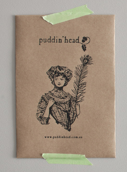 Featured Designer: Puddin'head