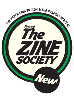 The Zine Society Line up!
