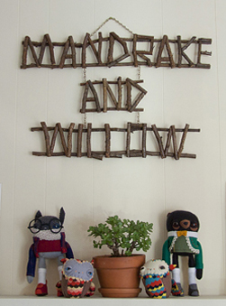 Featured Shop: Mandrake and Willow