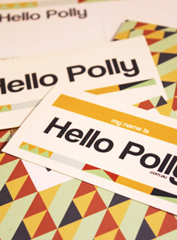 Online Shop Feature: Hello Polly