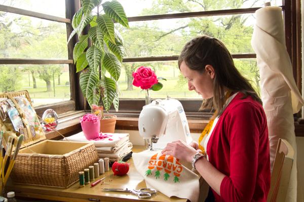 HarvestHaversack_sewing
