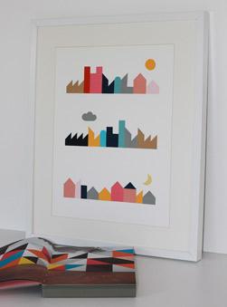 Featured Artist: Bricks & Paper