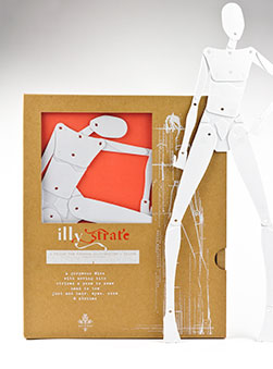 Featured Designer: Illy Strate