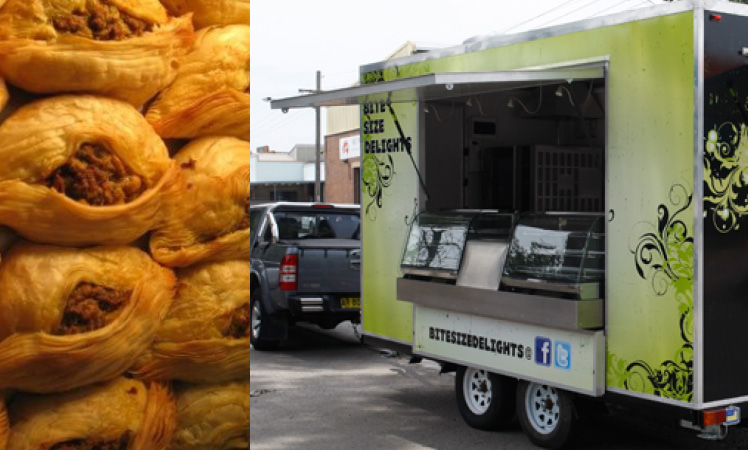 Bite Size Delights Food Truck