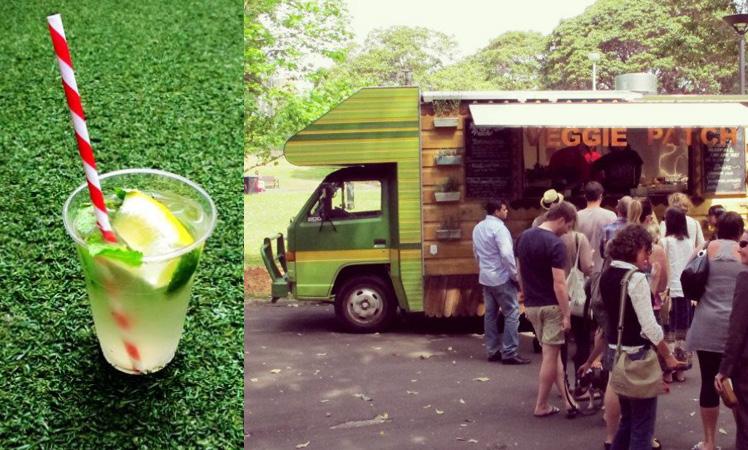 Veggie Patch Van Food Truck