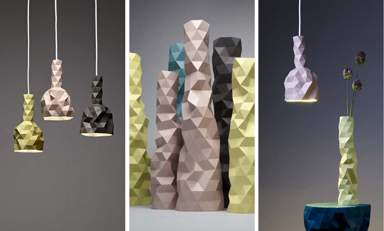 PHIL CUTTANCE Pendant lights ceramic