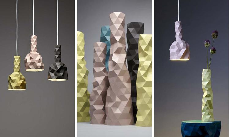 PHIL CUTTANCE Pendant lights ceramic
