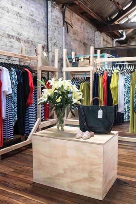 Oconnell Street Merchants Clothing Visual Merchandising