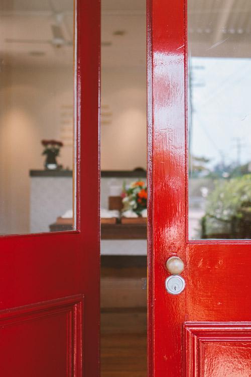 Paper Boat Press Shop Red Door