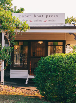 Featured Shop: Paper Boat Press