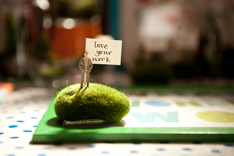 Moss Love Your Work