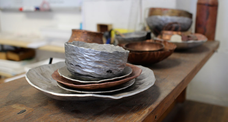 Alison Jackson open bowls studio