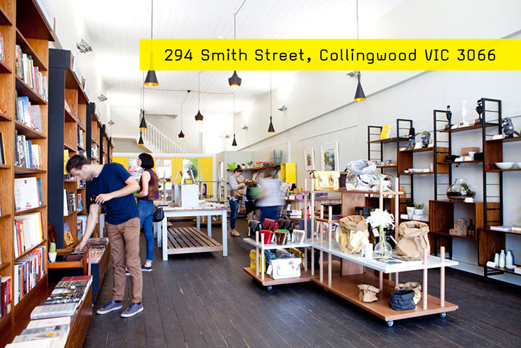 Happy Valley Shop Melbourne Interior Address