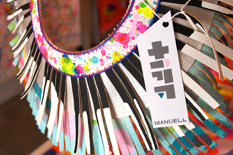 Tiff Manuell necklace fringed