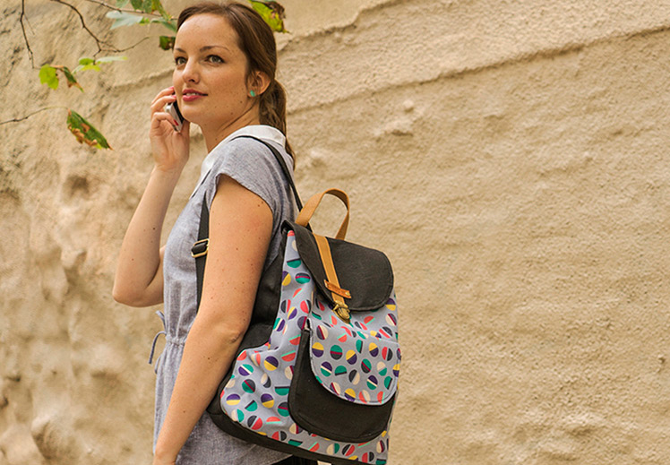 Cassia Essentiels back pack