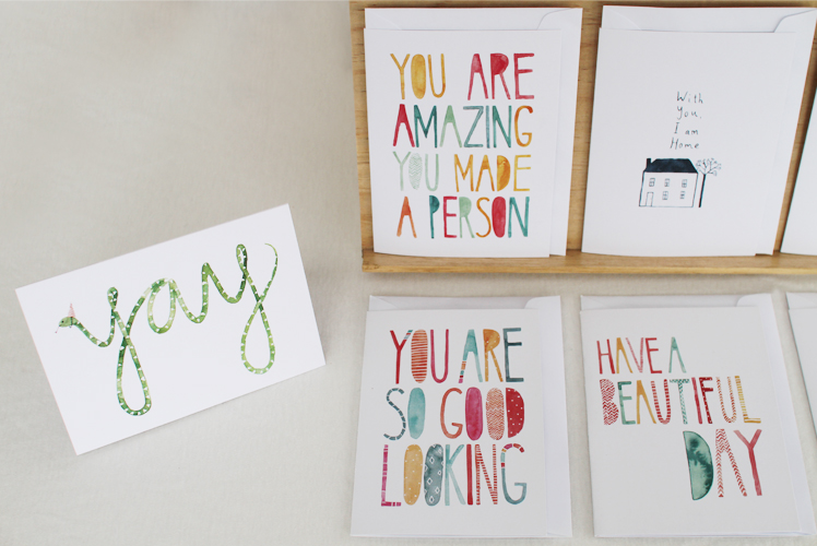 Lauren Merrick Illustration Art cards