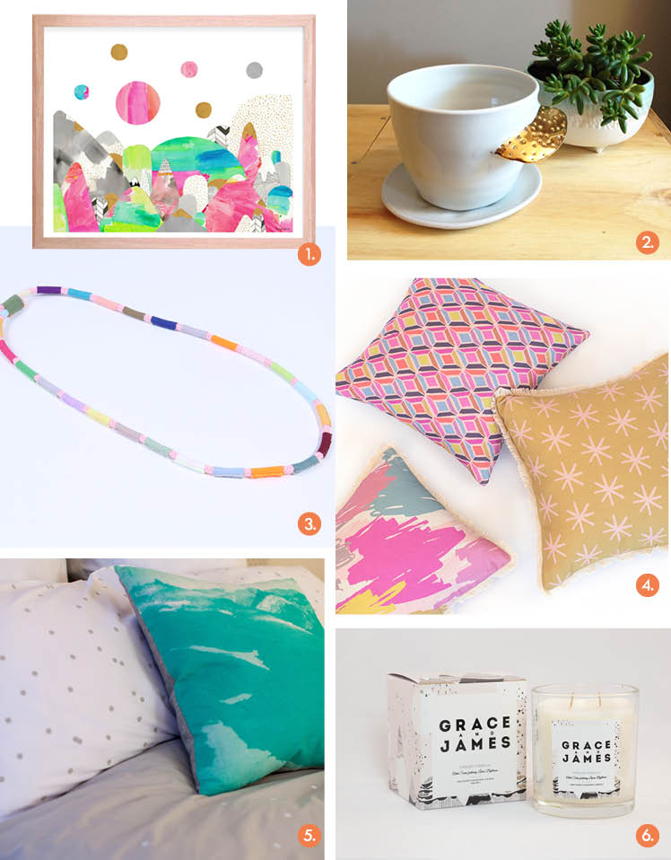 Gift Guide Mothers Day Independent Design Laura Blythman