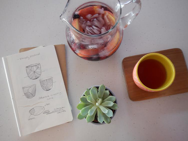 Koa by Kaitlin coffee cup inspiration