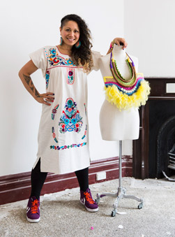 Featured Designer: Maryann Talia Pau