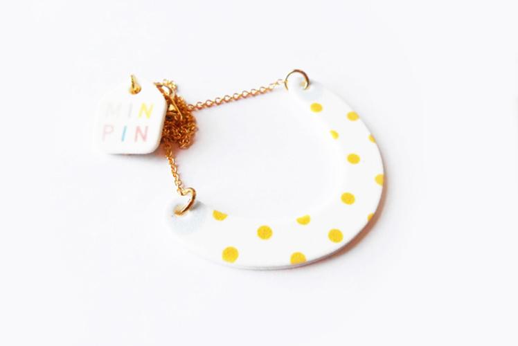 Min Pin Pendant Dent May