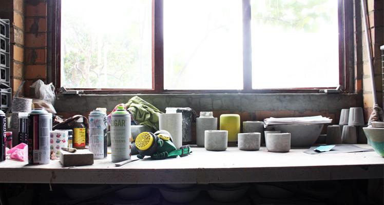 Bert Bathroom Stall the finders keepers | featured designer: zin bert