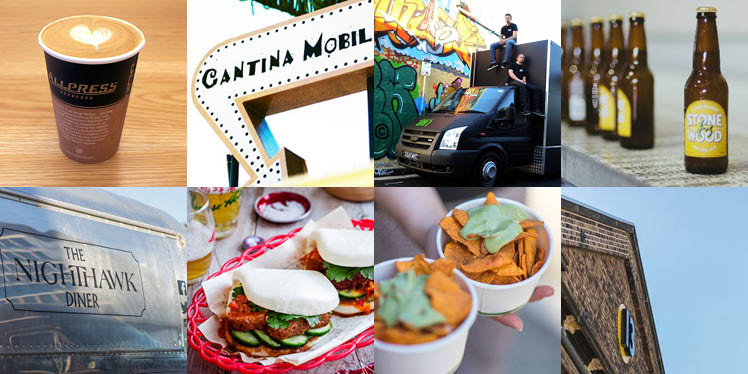 Food Trucks Finders Keepers Market AW14 Sydney June 2014