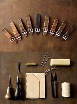 Featured Designer: Bas and Lokes Leather Goods