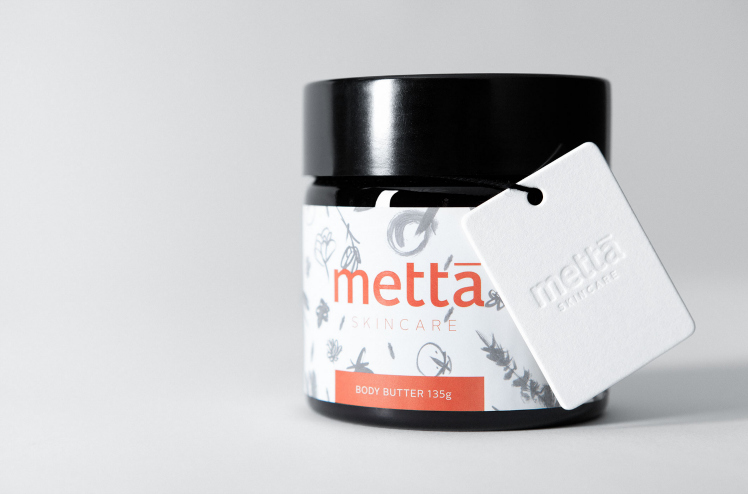 Metta Skincare body butter