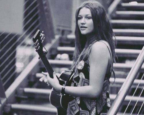 Olivia McCarthy  musician