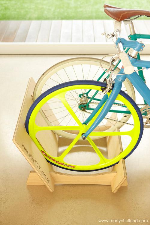 Bikerax bike storage