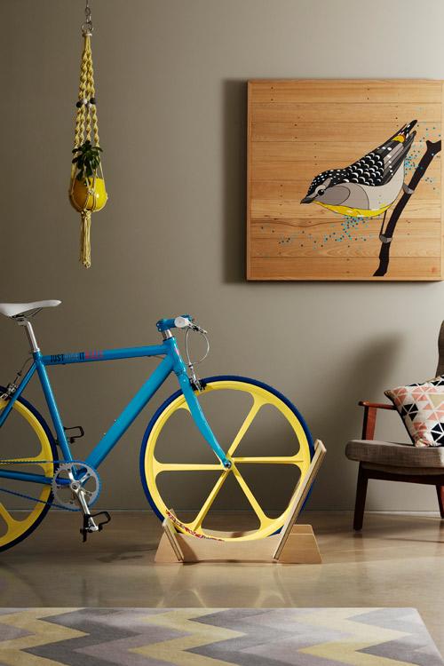 Bikerax Bike Stand