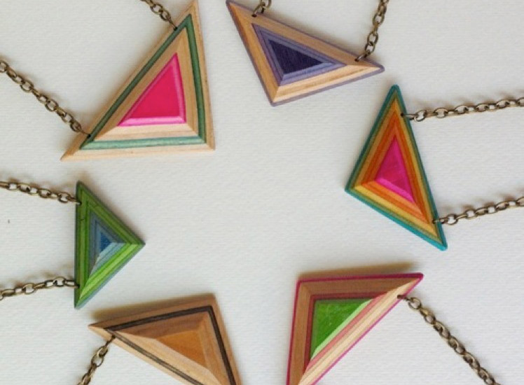 Deadwood Creative necklaces