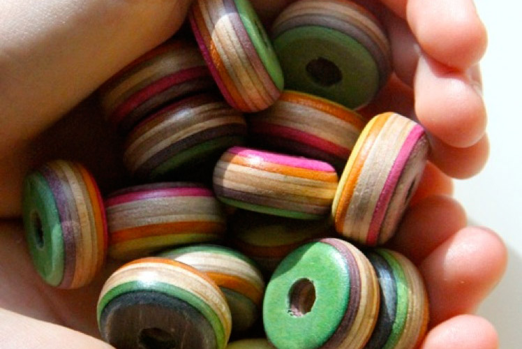 Deadwood Creative beads