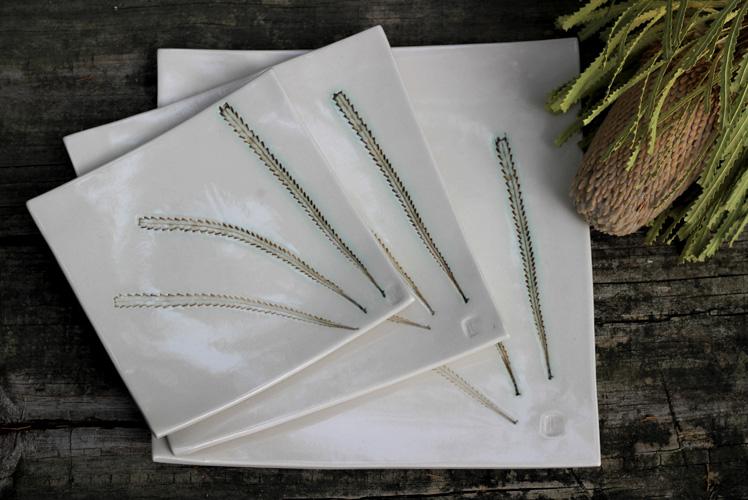 Elke Lucas Ceramics botanic range