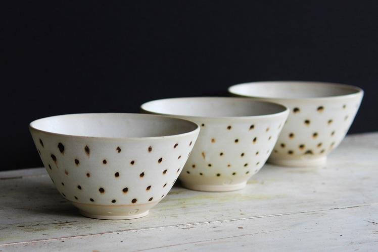 Elke Lucas Ceramics bowls