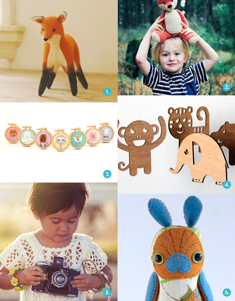 Gift Guide Brisbane AW14 markets Kids