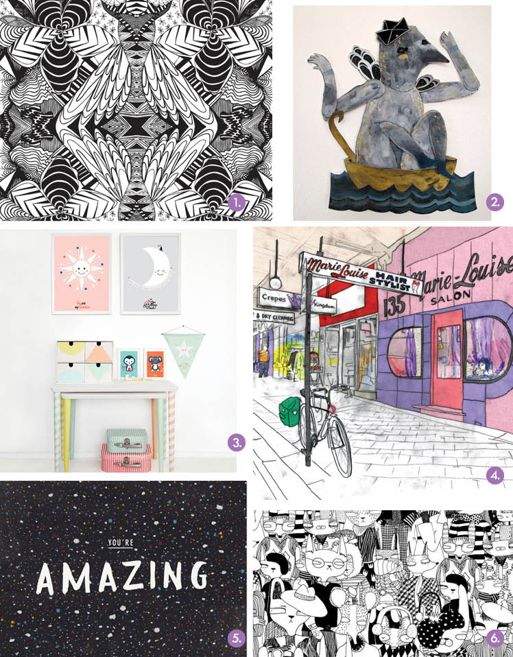 Gift Guide - Finders Keepers - SYD AW14 - Art