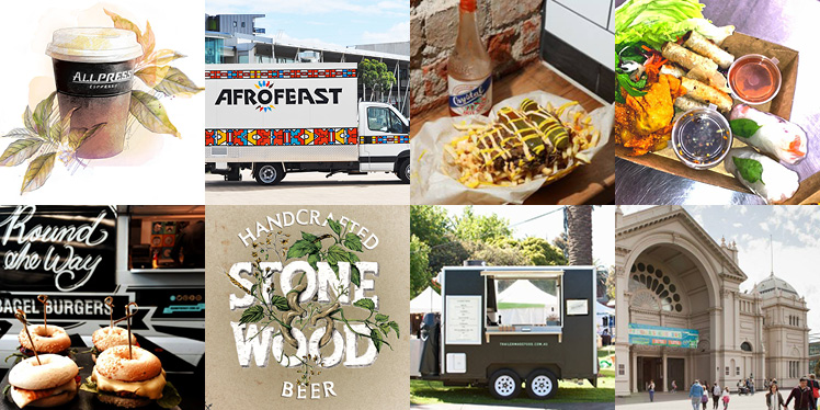 Melbourne AW14 Food Trucks