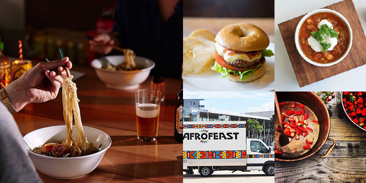 Food Trucks Farmers Lane Finders Keepers Melbourne AW14