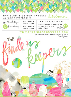 Brisbane AW14 Markets Launch TOMORROW!