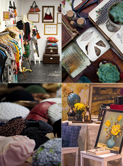 Melbourne AW14 Markets Vintage Emporium Line-Up