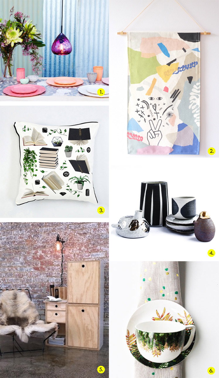 Melbourne AW14 Finders Keepers Highlights Homewares