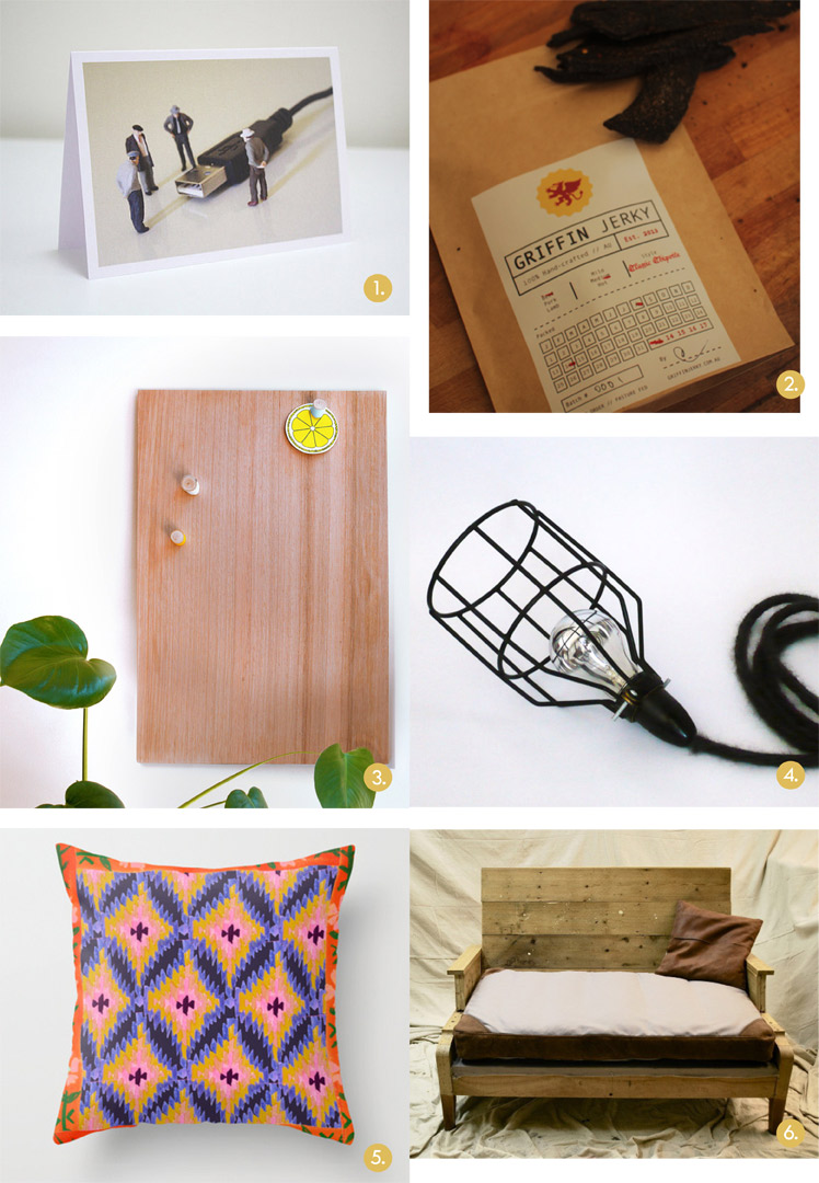 The Finders Keepers Father's Day Gift Guide  by Illustrator Ltd