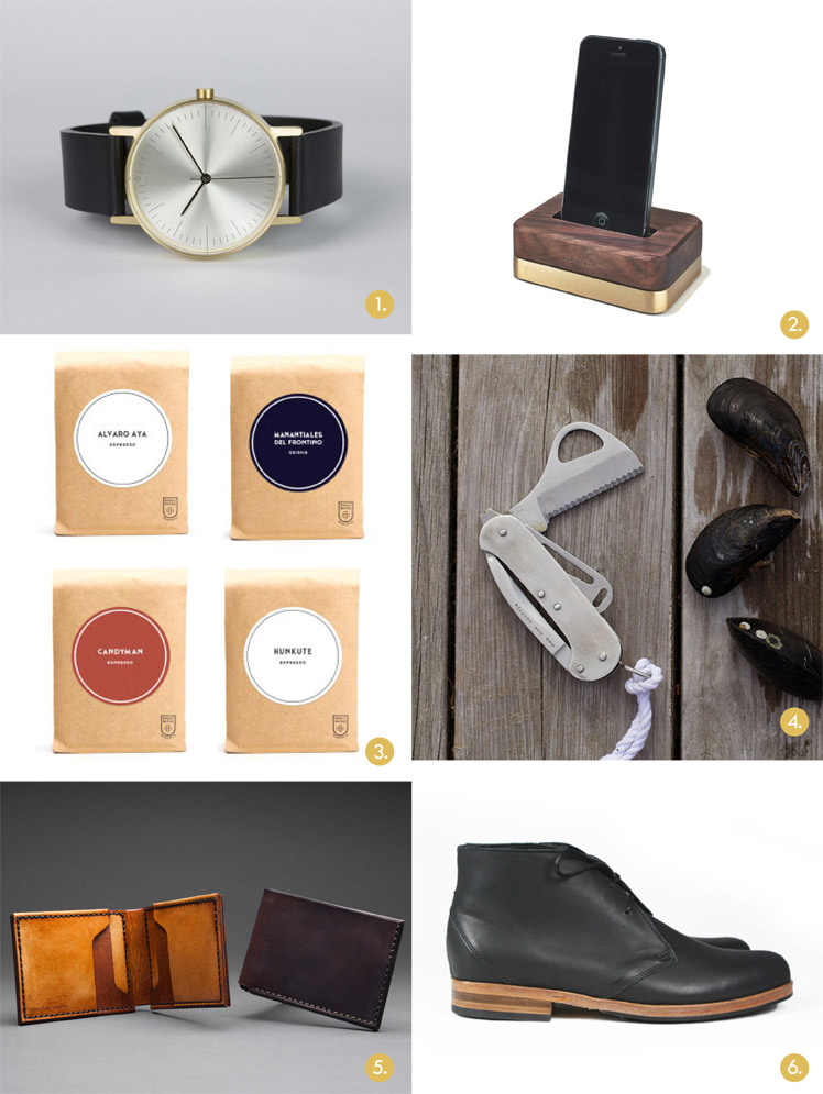 The Finders Keepers Father's Day Gift Guide  by Chocolate Brownie